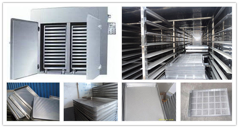 details of commercial food drying machine