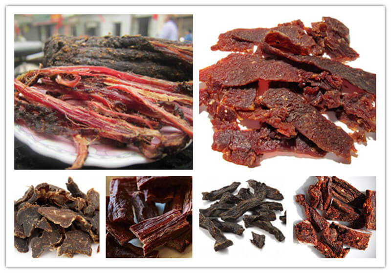 how to make dried meat