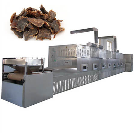 How To Make Dried Meat By Microwave Meat Dryer Machine