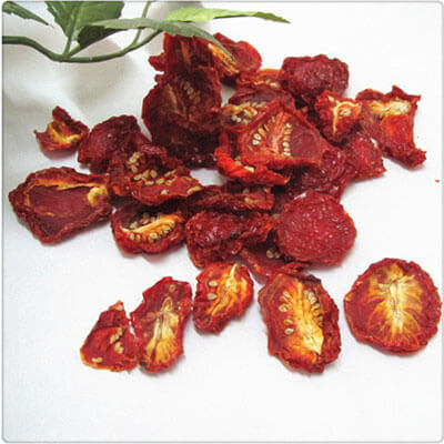 how to make dried tomato chips