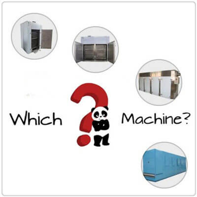 How to Choose a Suitable Drying Machine